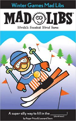 Winter Games Mad Libs By Price, Roger/ Stern, Leonard